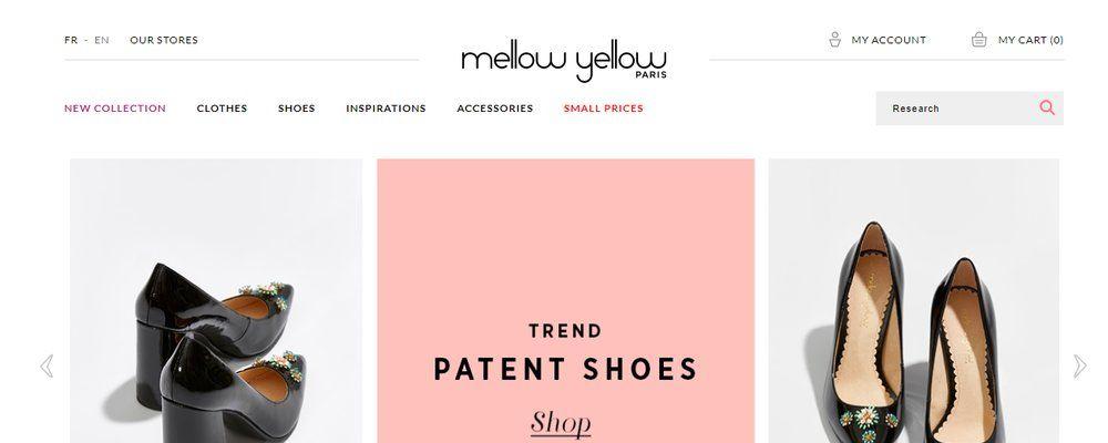 Mellow Yellow купити онлайн з доставкою в Україну - myMeest - 2