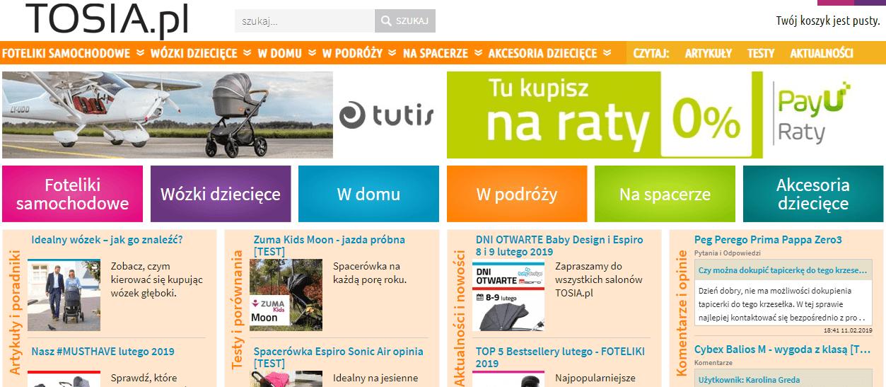 Купівля на Sclep Tosia з доставкою в Україну - myMeest- 2