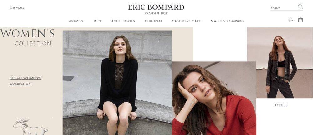Eric Bompard купити онлайн з доставкою в Україну - myMeest - 2