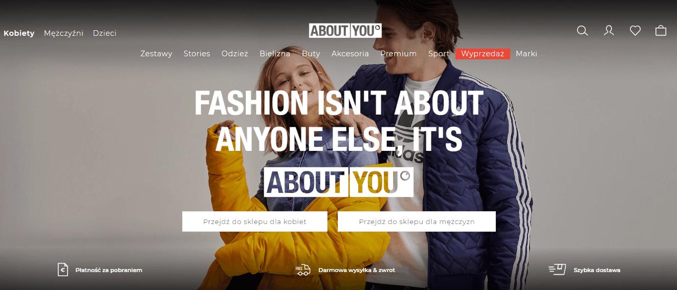 About You купити онлайн з доставкою в Україну - myMeest - 2