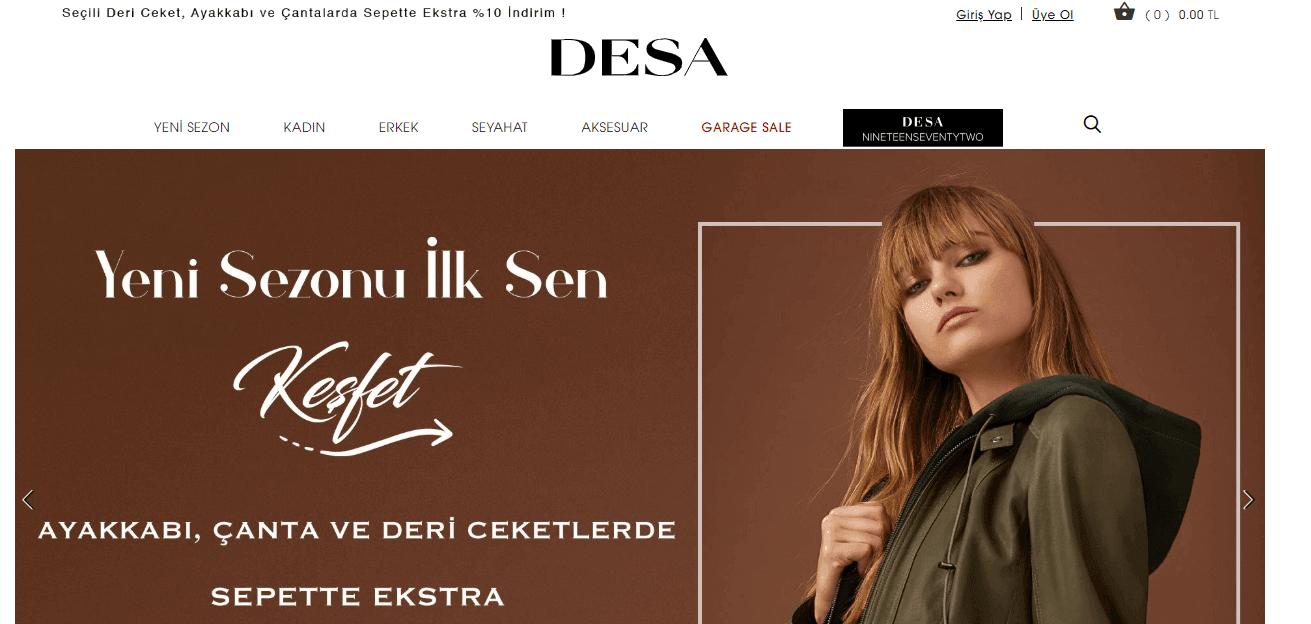 Купівля на DESA з доставкою в Україну - myMeest- 2