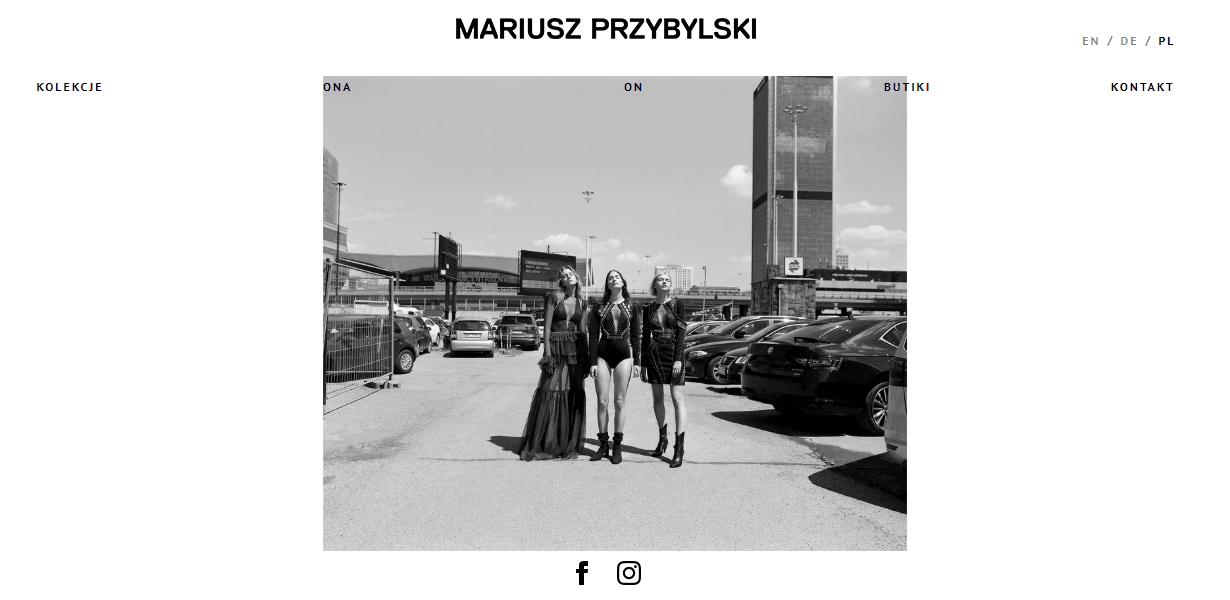 Купівля на MARIUSZ PRZYBYLSKI з доставкою в Україну - myMeest- 2