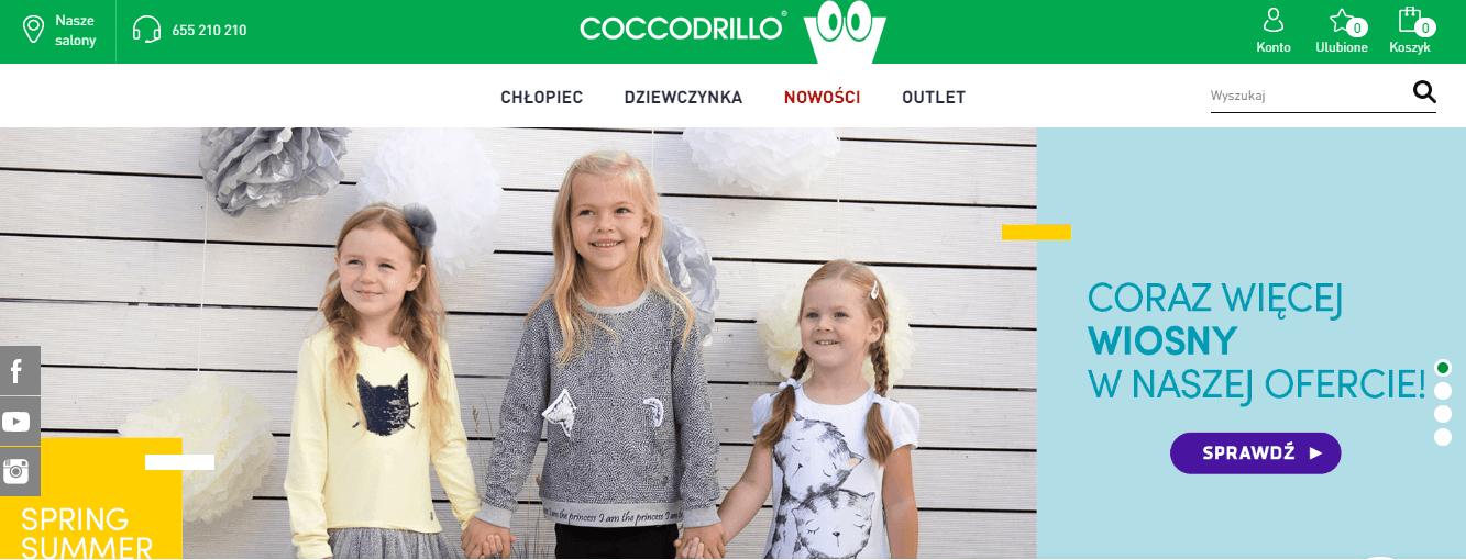 Купівля на Coccodrillo одяг з доставкою в Україну - myMeest- 2