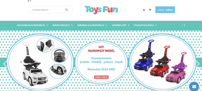 Купівля на Toys Fun з доставкою в Україну - myMeest- 2