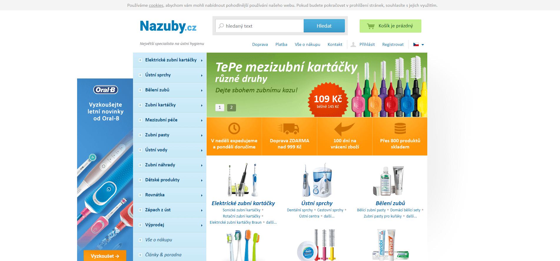 Покупка на NAZUBY с доставкой в Казахстан ✔️ myMeest - 3