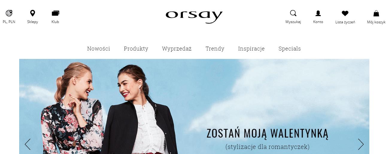 доставка с ORSAY - 2