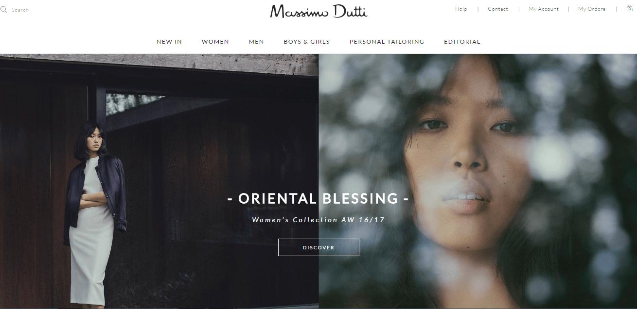 Покупка на MASSIMO DUTTI с доставкой в Казахстан ✔️ myMeest - 3
